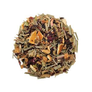 The Tea Embassy - Tee aus Hamburg - Kräutertee - Abendrotkräutertee