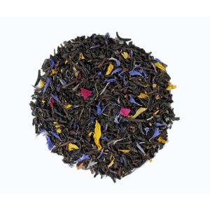 The Tea Embassy - Tee aus Hamburg - Schwarzer Tee - aromatisch - Blue Lady