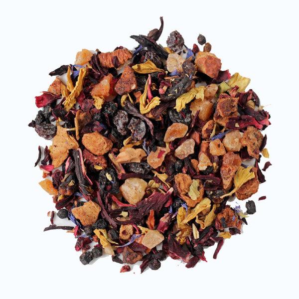 The Tea Embassy - Tee aus Hamburg - Früchtetee - Caribic Dream - Tee