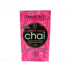 The Tea Embassy - Tee aus Hamburg - David Rio Chai - Flamingo Vanilla - Tee