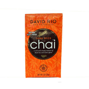 The Tea Embassy - Tee aus Hamburg - David Rio Chai - Tiger Spice - Tee