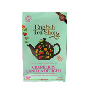 The Tea Embassy - Tee aus Hamburg - English Tea Shop - Cranberry Vanilla Delight - Tee