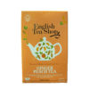 The Tea Embassy - Tee aus Hamburg - English Tea Shop - Ginger Peach Tea - Tee