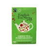 The Tea Embassy - Tee aus Hamburg - English Tea Shop - Green Tea Pomegranate - Tee