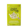 The Tea Embassy - Tee aus Hamburg - English Tea Shop - Lemongrass, Ginger & Citrus - Tee