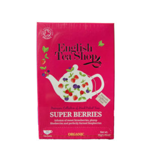 The Tea Embassy - Tee aus Hamburg - English Tea Shop - Super Berries - Tee