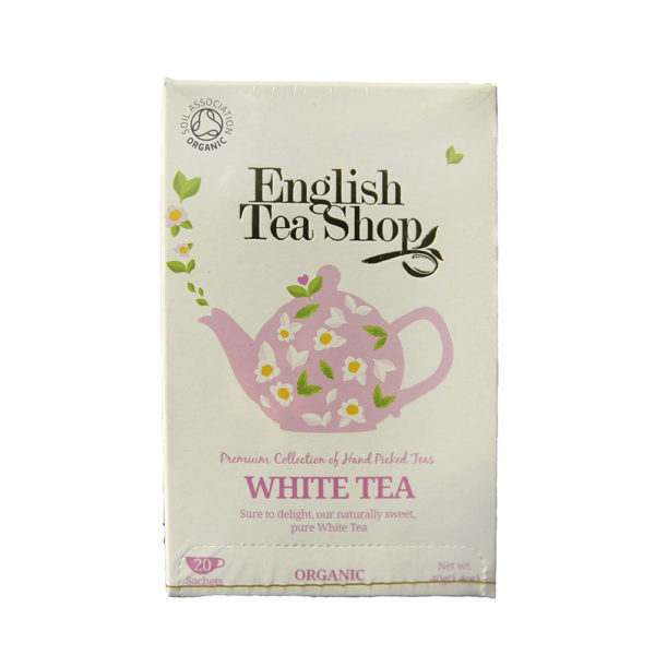The Tea Embassy - Tee aus Hamburg - English Tea Shop - White Tea - Tee