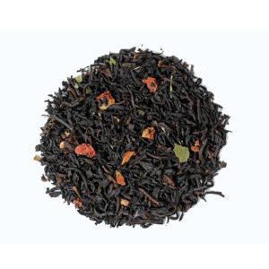 The Tea Embassy - Tee aus Hamburg - Schwarzer Tee - aromatisch - Erdbeertee