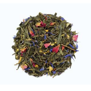 The Tea Embassy - Tee aus Hamburg - Grüner Tee - Aromatee - aromatisch - Frühlingssencha