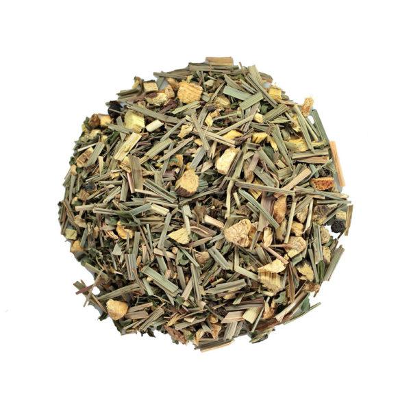 The Tea Embassy - Tee aus Hamburg - Kräutertee - Ingwer Fresh