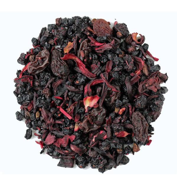 The Tea Embassy - Tee aus Hamburg - Früchtetee - Rote Grütze - Tee