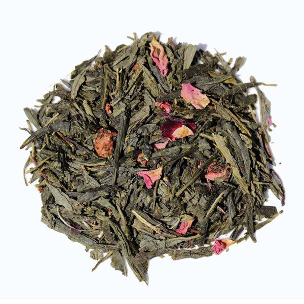 The Tea Embassy - Tee aus Hamburg - Grüner Tee - Aromatee - aromatisch - Sencha Green Grape