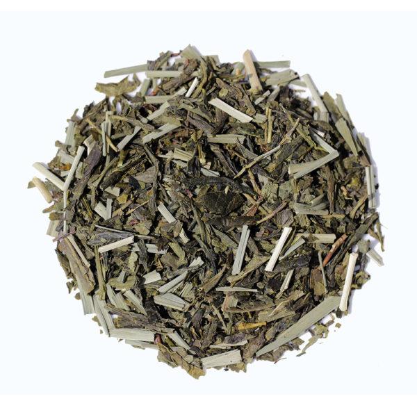 The Tea Embassy - Tee aus Hamburg - Grüner Tee - Aromatee - aromatisch - Sencha Lemon