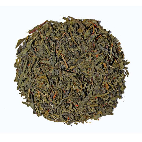 The Tea Embassy - Tee aus Hamburg - Grüner Tee - Aromatee - aromatisch - Sencha Orange