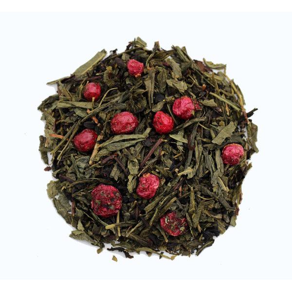 The Tea Embassy - Tee aus Hamburg - Grüner Tee - Aromatee - aromatisch - Sencha Salz und Pfeffer