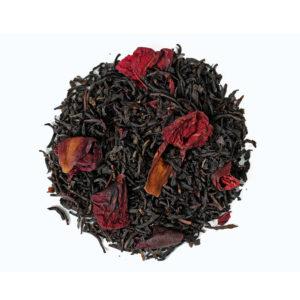 The Tea Embassy - Tee aus Hamburg - Schwarzer Tee - aromatisch - Tropenfeuer